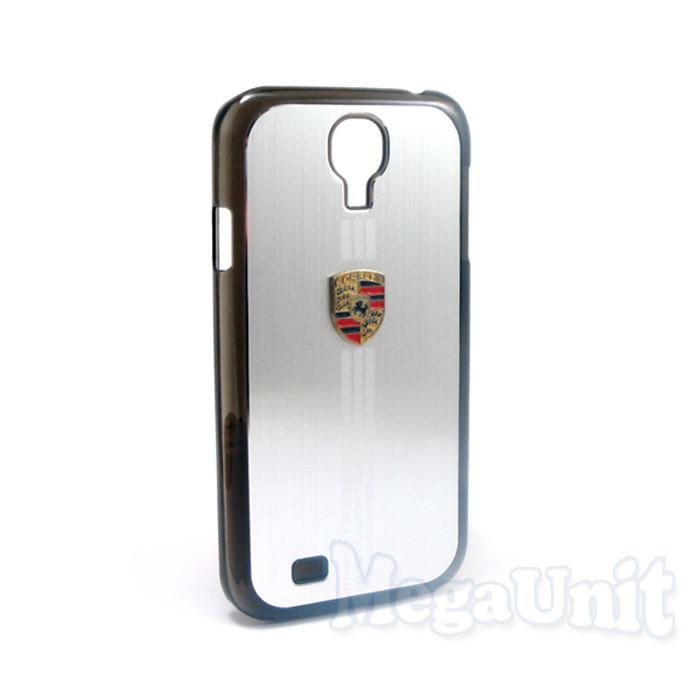 Porsche Алюминиевый чехол Samsung Galaxy S4 i9500