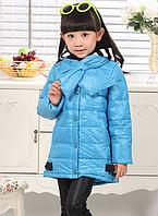 Детский пуховик на девочку  Д 0976-И