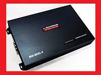Автомобильный усилитель звука Boschman BM Audio BM-600.4 4-х канальный 8000W Black