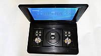 Портативный DVD-проигрыватель Opera 1580 14 дюймов с Т2 TV USB SD Black