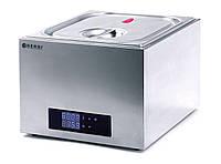 Sous-vide водяная печь для приготовления пищи при низких температурах Hendi 225264
