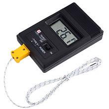 Цифровой термометр до 1200 градусов, TM-902C