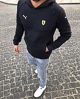 Мужской батник-реглан Ferrari копия, фото 1