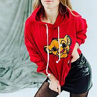 Свитшот женский с капюшоном, фото 1