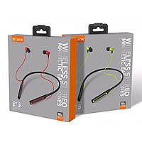 Беспроводные наушники гарнитура Yison E15 / Super bass