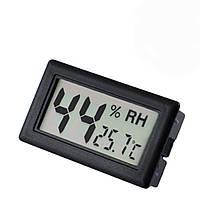 Термометр гигрометр WSD 12A Black