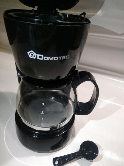 Кавоварка Domotec MS-0707