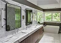 Столешница для ванной комнатыиз мрамора