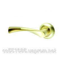 New Kedr  R10.023-AL-SВ-РВ- ручка дверная Kedr (Кедр)