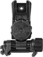 Целик складной Magpul MBUS® Pro LR Sight, регулируемый (MAG527-BLK), фото 1