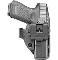 Кобура Fobus APN19 для Glock 19, 23, 32 внутрибрючная, полимерная (APN19)