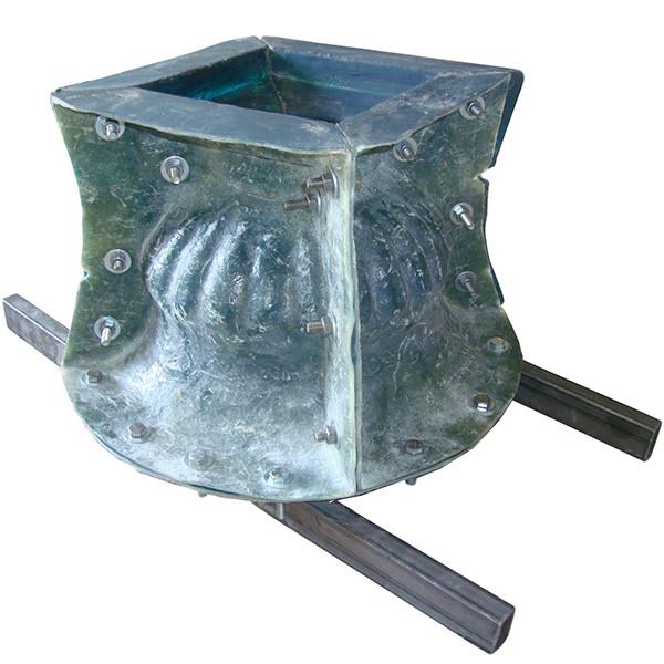 Купить форму для вазона из бетона противопожарная краска по бетону купить