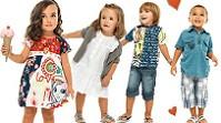 Одежда для детей от 0 до 14 лет