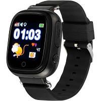 Смарт-часы Gelius Pro GP-PK003 Black Kids smart watch, GPS tracker (ProGP-PK003Black)