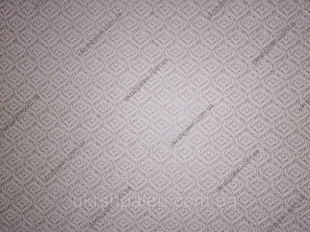 Обои Дамаск 3 3584-01 виниловые на флизелиновой основе ширина 1.06,в рулоне 5 полос по 3 метра.