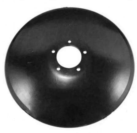 """Диск глибокорозпушувача передній 22"""" 560мм John Deere(гладкий), 33552255 / 87443010 / 443636A1 / DI2255"""