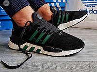 Мужские кроссовки Adidas Equipment (р. 41 43 44) Черные, фото 1