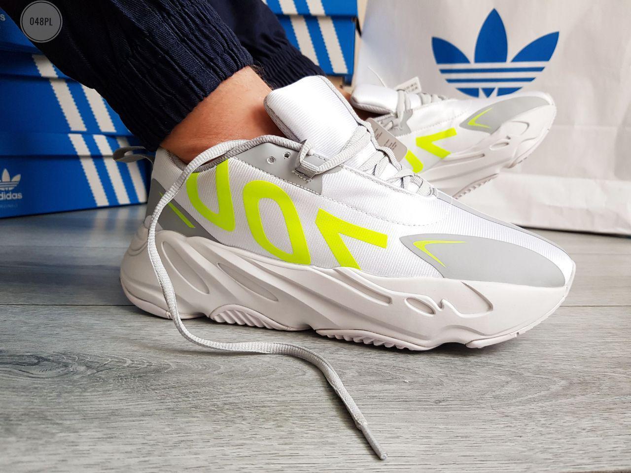 Мужские кроссовки Adidas Yeezy Boost 700 (только 45)