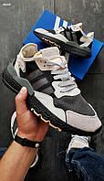 Мужские кроссовки Adidas Nite Jogger LUX Рефлектив, фото 1