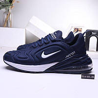 Мужские кроссовки Nike Air  270 Blue (р. 42 и 44 ) Синие, фото 1