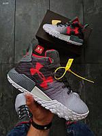 Мужские кроссовки Under Armour Curry 3 (р. 41, 43 ) Серые, фото 1