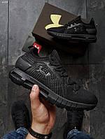 Мужские кроссовки Under Armour HOVR Phantom SE/ Black, фото 1