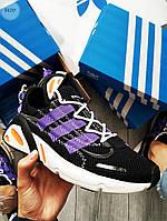 Мужские кроссовки Adidas Lxcon Future (р. 44) Черные, фото 1