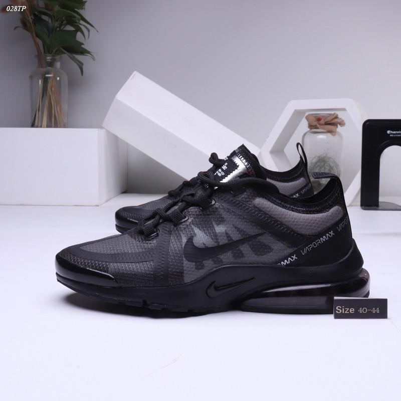 Мужские кроссовки Nike VaporMаx 19 (р. 44,45) Черные