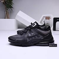 Мужские кроссовки Nike VaporMаx 19 (р. 44,45) Черные, фото 1
