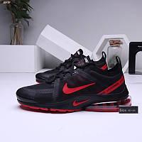 Мужские кроссовки Nike VaporMаx 19 (р. 42) Черные, фото 1