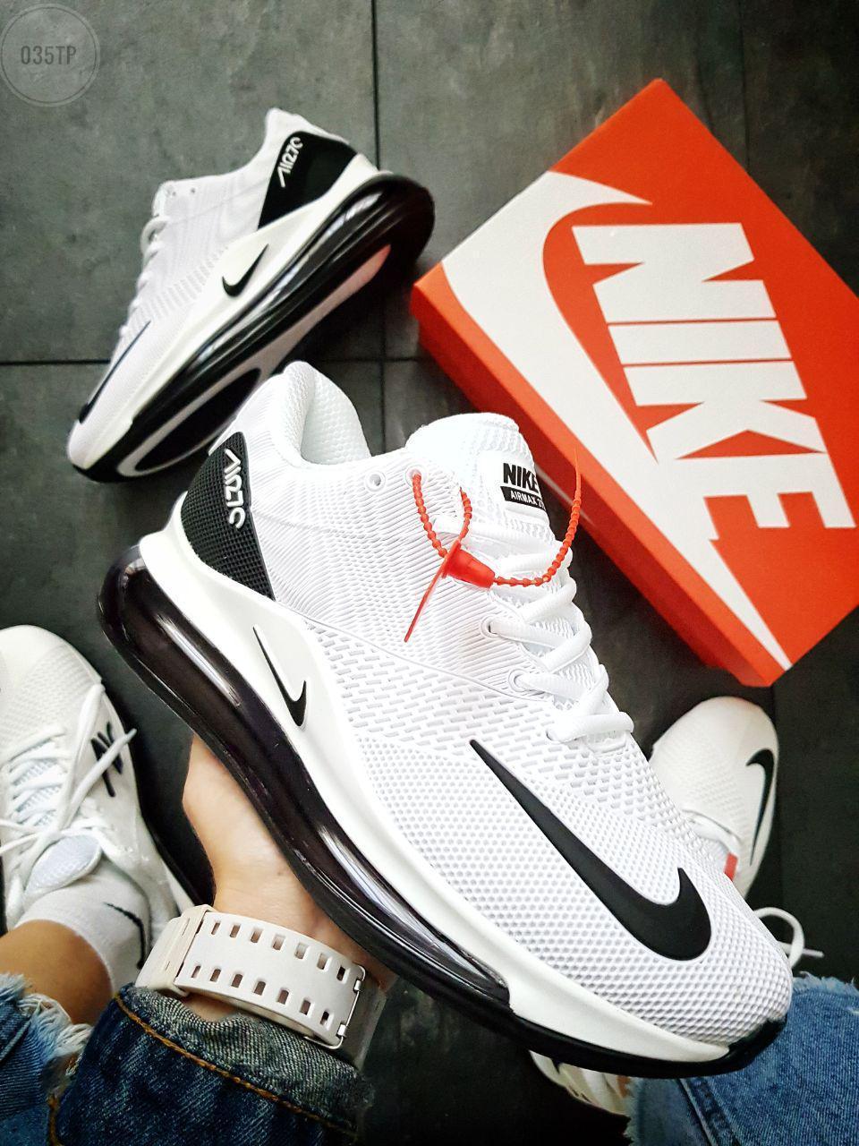 Мужские кроссовки Nike TN Air 720 Kauchuk White (р. 42,43,44) Белые