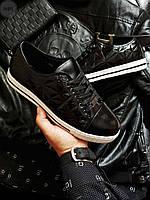 Мужская фирменная обувь Philipp Plein (р. 40,41,42) Черные, фото 1