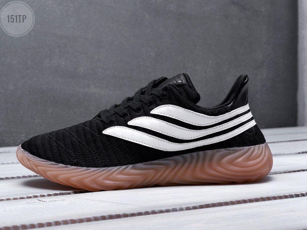 Мужские кроссовки Adidas Sobakov Exclusive (р. 41,42,44) Черные