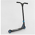 Трюковый самокат Best Scooter HIC-система, ПЕГИ, алюминиевый диск и дека, колёса PU, d=10см 4 цвета, фото 3