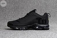 Мужские кроссовки Nike TN Air Plus Black, фото 1