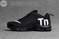 Мужские кроссовки Nike TN Air Black/White, фото 1