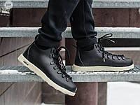 Ботинки Native Shoes Fitzsimmons Black/White, фото 1