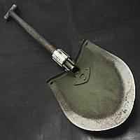 Лопата складная, Швеция Б/У, фото 1