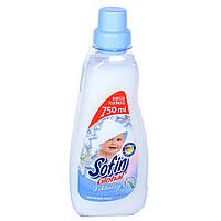 """""""Sofin"""" Жидкость для полоскания тканей 750 мл. Деликатный"""