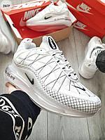 Мужские кроссовки Air Max 720-818 White (р. 41 42 43 44 45) Белые, фото 1