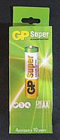 Батарейки GP AA Super Alkaline (палец) (упаковка 40 штук), фото 1