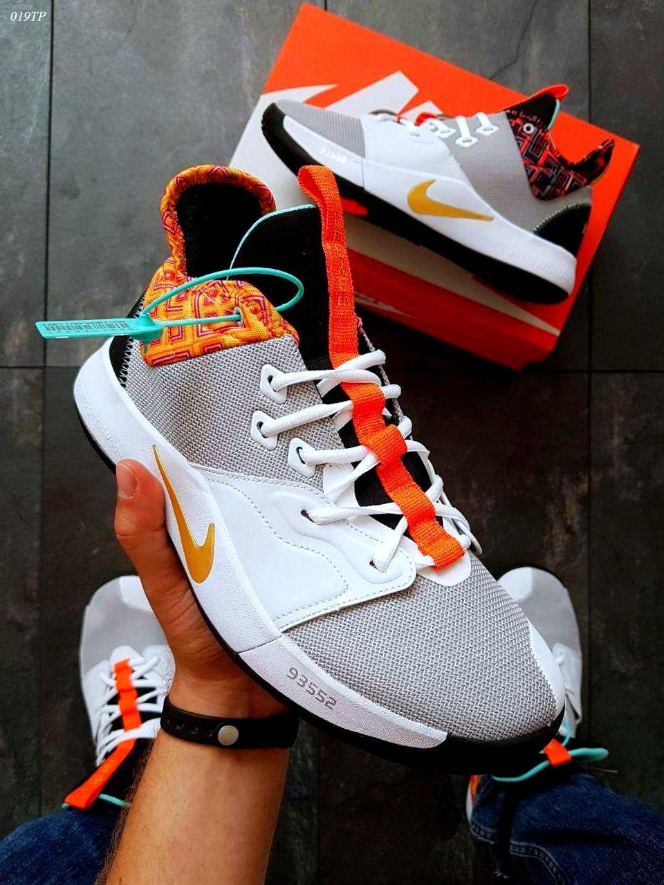 Мужские кроссовки Nike Air Cors 93552 (р. 41 42 44) Белые