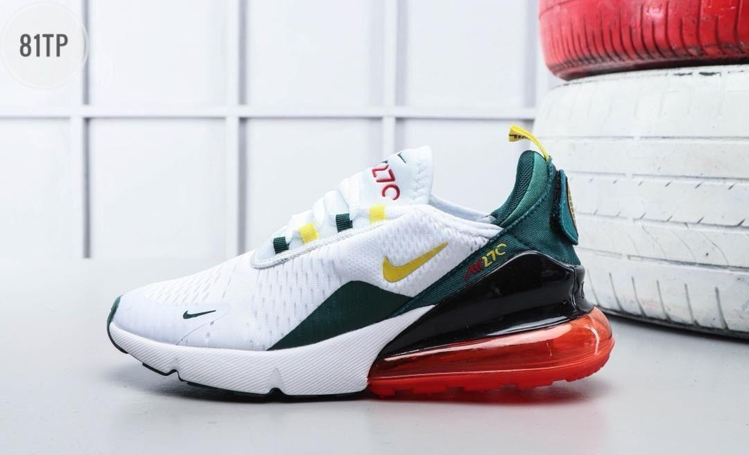 Мужские кроссовки Nike Air Max 270 Белые (40, 42.5, 43)
