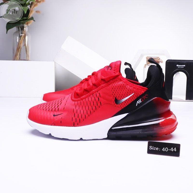 Мужские кроссовки Nike Air Max 270 red (р. 40 41 42) красные