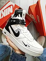 Мужские кроссовки Nike Air Force Hight 19 White (40-44, фото 1