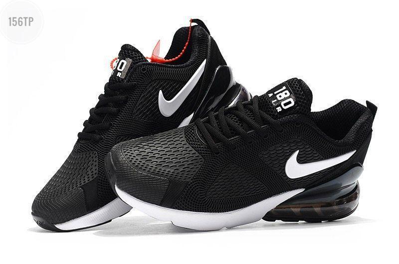 Мужские кроссовки Nike Air Max 180 270 KPU Black черные
