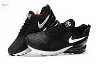 Мужские кроссовки Nike Air Max 180 270 KPU Black черные, фото 1