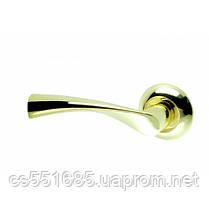 New Kedr R10.023-AL-РВ- ручка дверная Kedr (Кедр)