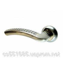 New Kedr R10.026-AL-АВ - ручка дверная Kedr (Кедр)