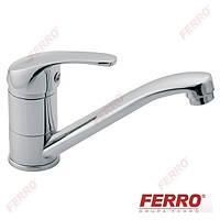 Смеситель  Ferro Vasto BVA2A консольный для умывальника